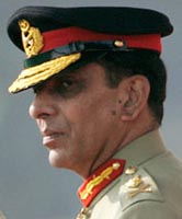 Ashfaq Parvez Kayani.